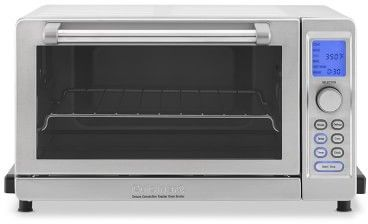 toaster free deluxe camera steel tob exclusive cuisinart stainless focus oven bag tote convection broiler