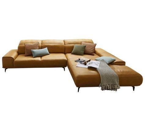 Die besten 25+ Gelbe ledersofas Ideen auf Pinterest gelbe l - wohnzimmer ideen braune couch