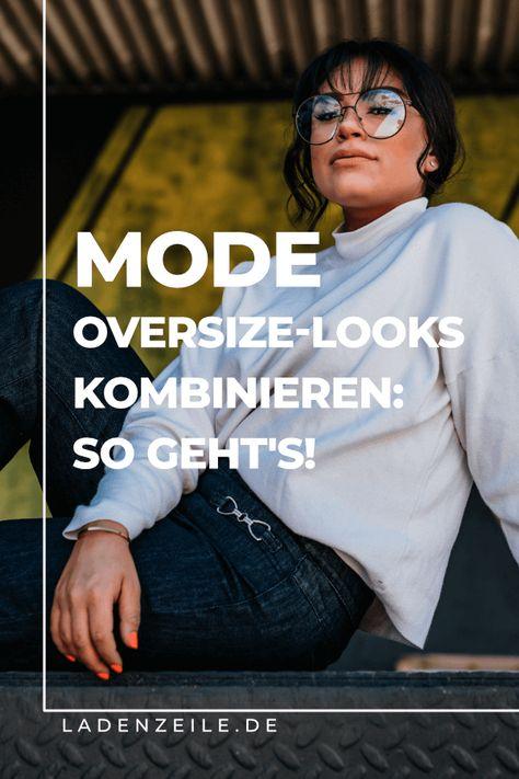 Zeit zum Kuscheln: Oversize-Mode stylish kombinieren