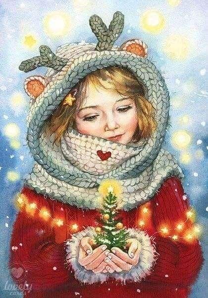 Immagini Vintage Natale.Pin Di Nadia Pressiani Su Weihnachten Immagini Di Natale Illustrazione Di Natale Biglietto Natalizio