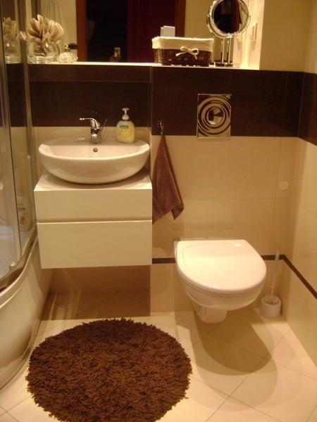 Mała łazienka W Bloku 3m2 Zdjecie Nr 4 Bathroom W 2019