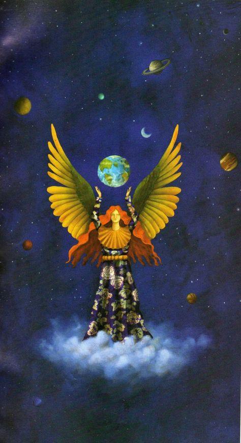 Zadquiel, Príncipe de las Dominaciones    Controlan las actividades específicas de los ángeles, es decir de la masa del ejército angelical. Espíritus protectores y que dependiendo de ellas como verdaderos señores, ejercen la autoridad de gobierno de los Principados, el protectorado de los poderes, las operaciones portentosas de la virtudes, el cargo de los embajadores de los Arcángeles y la tutela y providencia de los Ángeles.