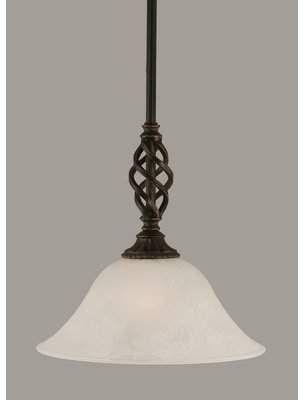 Astoria Grand Pierro 1 Light Single Bell Pendant Astoria Grand Vintage Pendant Lighting Bell Pendant Light