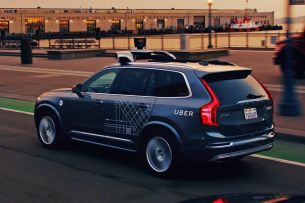 Uber self-driving car suffered from problems even before the
