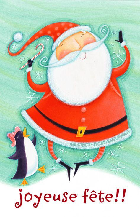 Envoyer Carte Pere Noel A Imprimer Gratuitement Pere Noel A