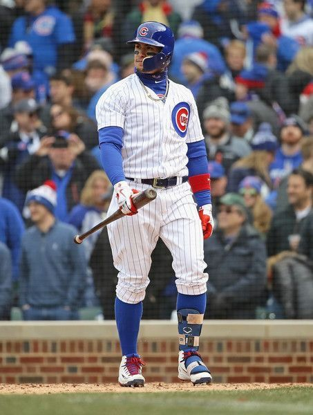 Javier Baez Chicago Cubs 9 Cubs Players Chicago Cubs Baseball Chicago Cubs
