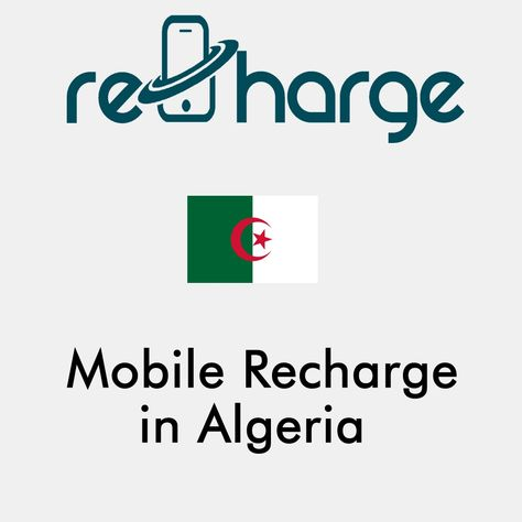 Mobile Recharge in Algeria. Use our website with easy steps to recharge your mobile in Algeria. #mobilerecharge #rechargemobiles https://recharge-mobiles.com/