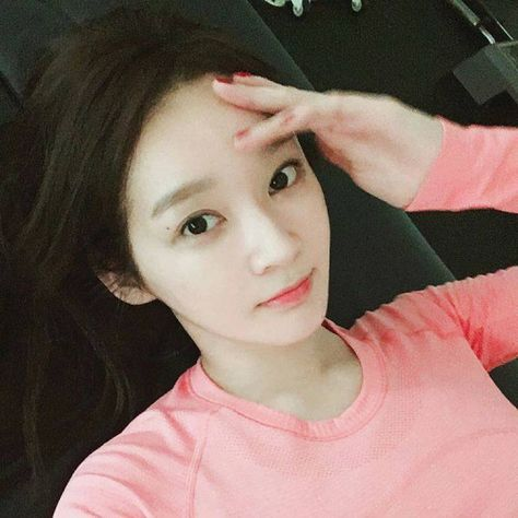 Kang Min Kyung Davichi Selca Instagram Posts Instagram