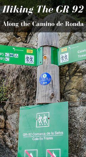 Hiking Camino De Ronda From Lloret To Tossa Met Afbeeldingen