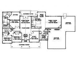 Landmark Design Home Stock Plan 1168 Stock Plans How To Plan House Design