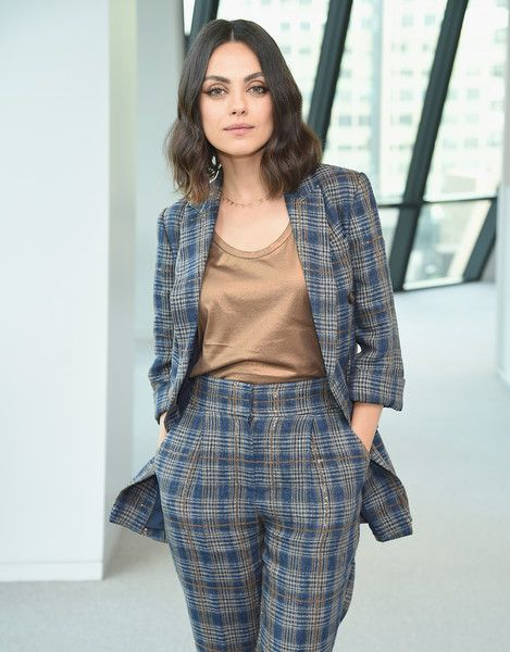 "Mila Kunis attends The Screening Of ""The Spy Who Dumped Me"" at Hearst Tower on July 12, 2018 in New York City."