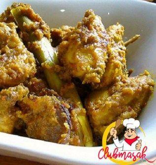 Ungkep Ayam Club Masak Masakan Indonesia Resep Ayam Masakan