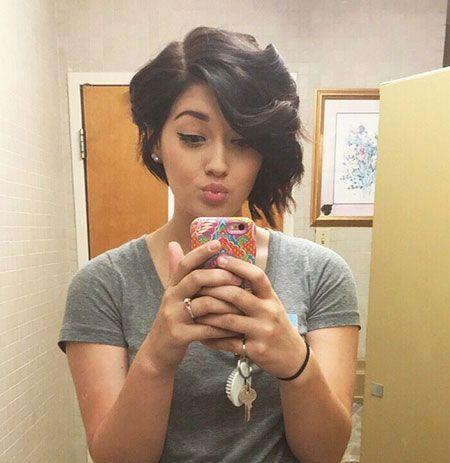 Easy Cute Hairstyles Short Hair - 13-