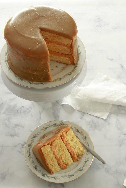 Southern Caramel Cake Layer Cake Parade Recipe Caramel Cake Southern Caramel Cake Caramel Cake Recipe