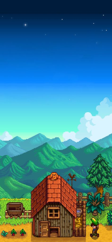 Stardew Valley Iphone Wallpaper
