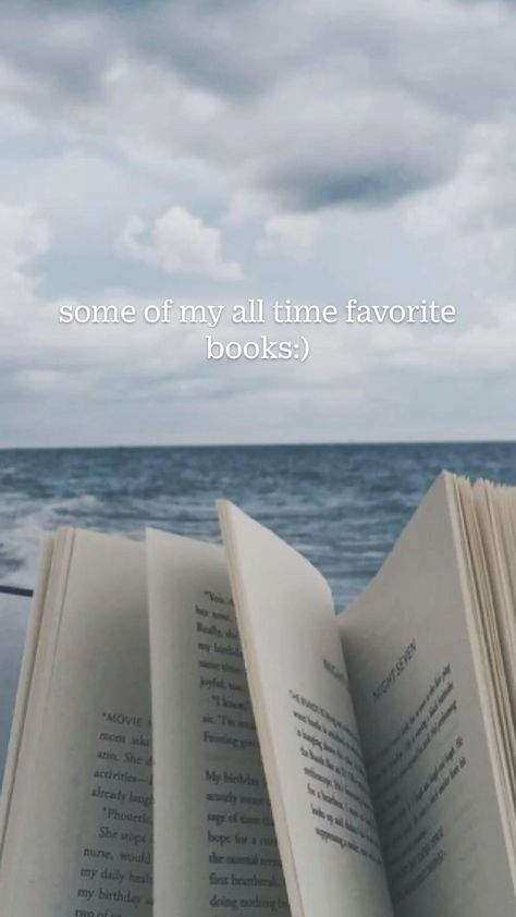 some of my all time favorite books:)