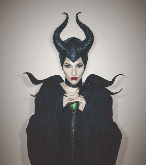 Inspiration & Accessories: DIY Maleficent Halloween Costume Ideas Source by