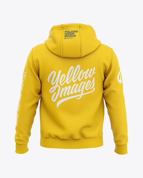 Download Mockup Hoodie Jumper Yellowimages