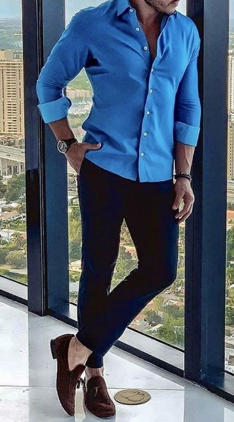 Pin On Men S Business Casual Style