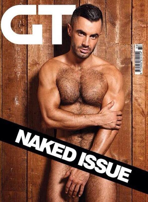 Gay Times Naked Issue: Dan Neal www.gtdigi.co.uk