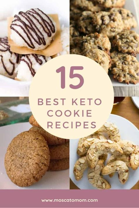 15 Best Keto Cookies Recipes