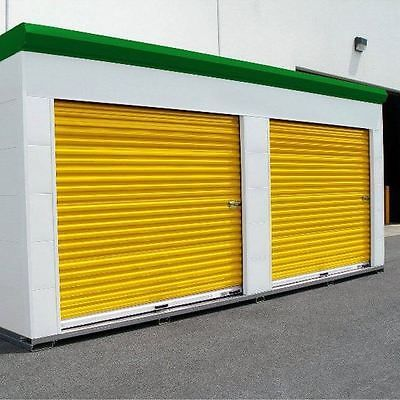 Durosteel Janus 12 039 Wide By 10 039 Tall 2000 Series Commercial Roll Up Door Direct With Images Roll Up Doors Doors Janus