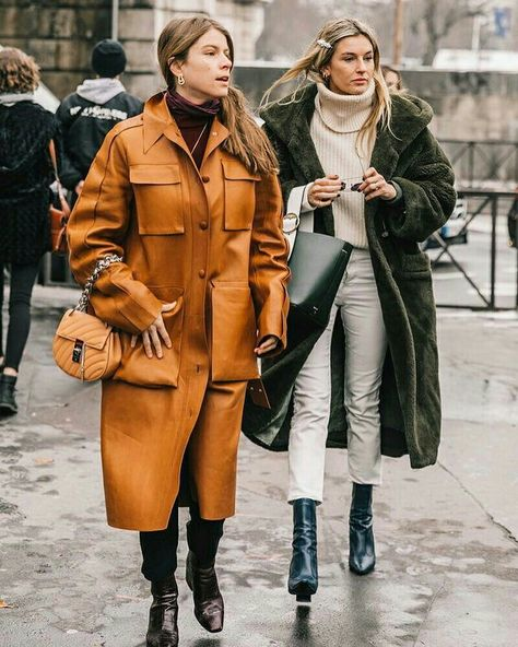 25 Winter Street Style Outfits To Keep You Stylish and Warm - May 25 2019 at