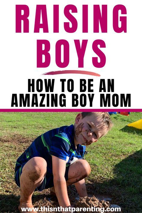 100 Tips For Raising Boys