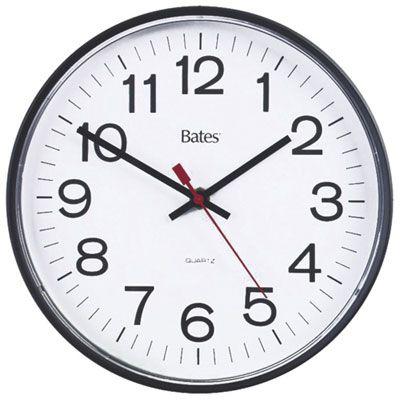 Gbc Commercial Quartz Wall Clock Gbc9847014 Clock Wall Clock Quartz Clock