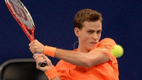 pospisil-vasek great Canadian  tennis player