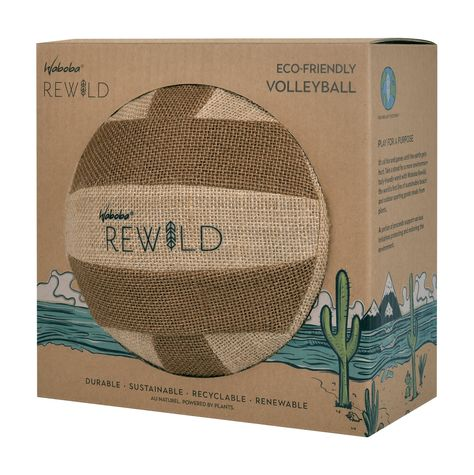 Rewild Eco-friendly Volleyball