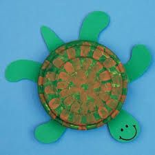 paper plate turtle @ mom an idea for a Bristol day?  sc 1 st  Pinterest & kids crafts summer turtles | Kids Crafts | Pinterest | Turtle Craft ...