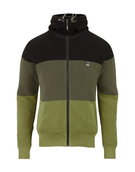@Bench Original Kraftee Zip Hooded Jacket keeps you looking cool and staying warm! #fall #outerwear #menswear $124