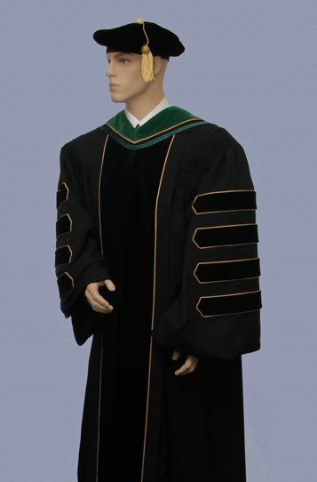 president of university gown