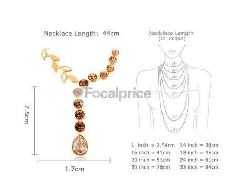 Necklace Length Chart In Inches And Cm How To Make Necklaces Necklace Length Chart Necklace Lengths