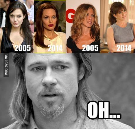 If Karma had a Face ! 10 Jennifer Aniston Funny Memes Over Brangelina Divorce! If Karma had a Face ! 10 Jennifer Aniston Funny Memes Over Brangelina Divorce!,:D – 10 10 jennifer Aniston,Brad Pitt,Angelina.