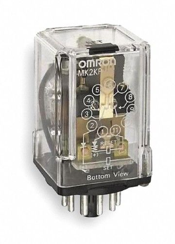 120vac 11 Pin Octal Base Latching Plug In Relay Ac Contact Rating 10a 240v Silver Relay Electrical Supplies Plugs