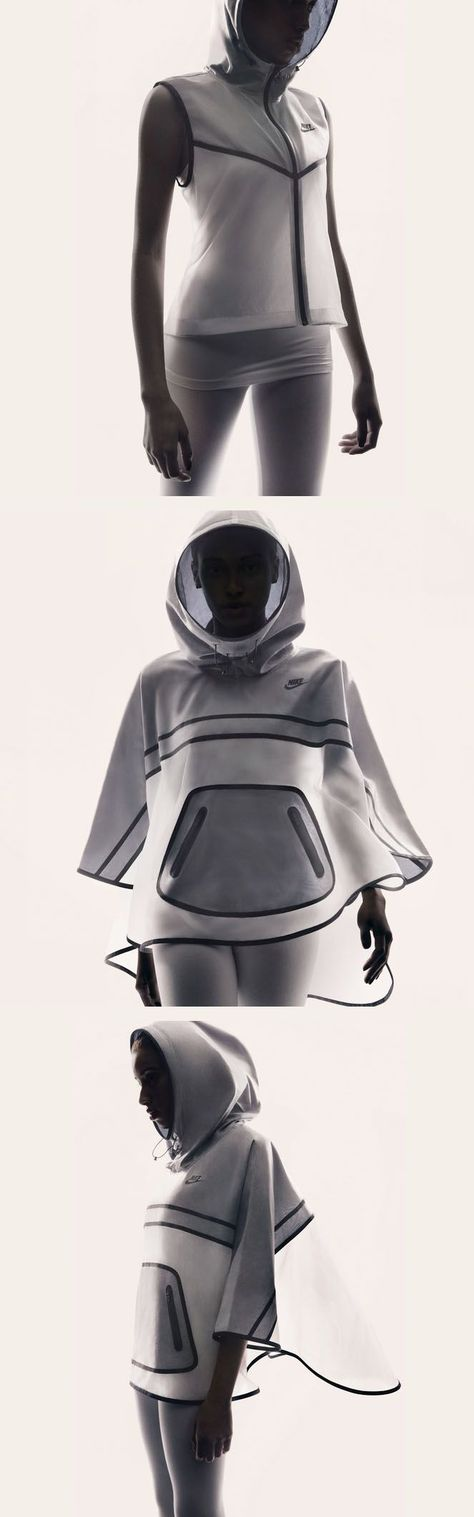 Nike Tech Pack Hyperfuse Windrunner | Futuristic | Fashion | Sculpted | Angular | Future Fashion