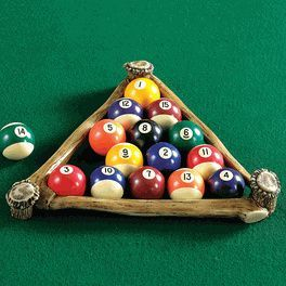 Antler Pool Ball Rack In 2020 Black Forest Decor Pool Ball Pool Balls