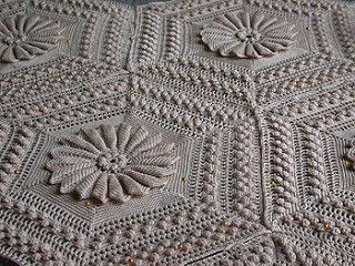 Ravelry: Marguerite #6132 pattern by Priscilla Publishing Company