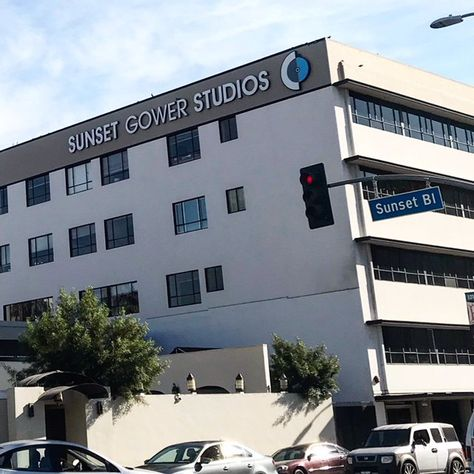 Sunset Gower Studios In Hollywood Was Formally Columbia Pictures