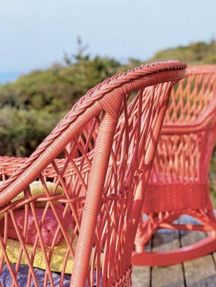 restaurar silla s de mibre jardin
