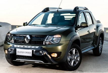 Duster Oroch Renault 2020 Renault Duster Oroch Price Release Date Redesign 2020 Renault Duster Facelift Seen In Zoji Duster Oroch Oroch Camionetas