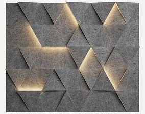 Wooden Wall Panels Woodwalls Tulip 3d Model Wooden Wall Panels Wall Panel Design Wall Decor Design