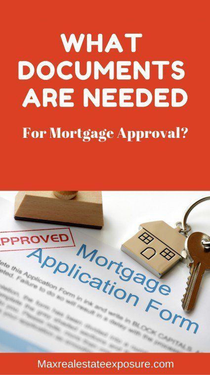 Documents Needed For Mortgage Preapproval For Each Type Of Loan