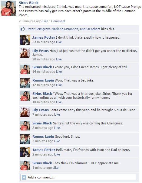 Awesome Harry Potter AU