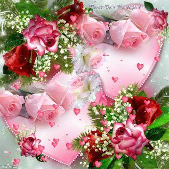 Resultado de imagen para imagenes con movimiento y glitter para grupos  gabitos sabados y rosas   Imágenes bonitas, Rosas, Imagenes con movimiento