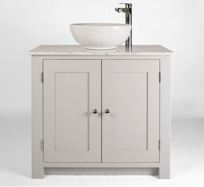 Bathroom Vanity Cabinets Freestanding Solid Wood And Painted
