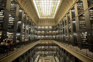Biblioteca Nacional Do Brasil With Images Library Library