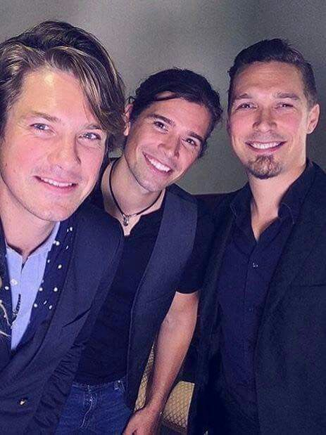 2 26 2018 The Handsome Hansons Hanson Brothers Zac Hanson Taylor Hanson